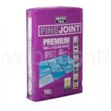 FineJoint Premium cream finejoint wall & floor grout 10 kg by Instarmac