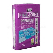 FineJoint Premium white finejoint wall & floor grout 3 kg by Instarmac
