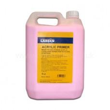 Acrylic Primer pink tub wall & floor primer 1 l by Larsen