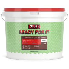 Mudd Ready For It white tile adhesive 15kg - 37106 - D1TE