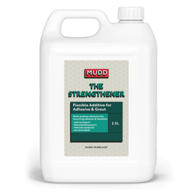Mudd The Strengthener tile additive 2.5l - 37104