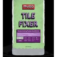 Mudd Tile Fixer grey water resistant flexible tile adhesive 20kg - 37109 - C2TE