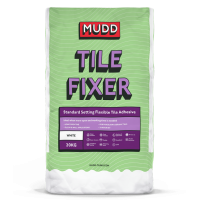 Mudd Tile Fixer white water resistant flexible tile adhesive 20kg - 37110 - C2TE