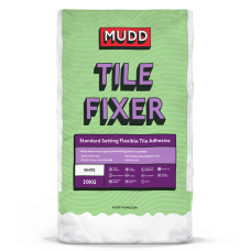 Mudd Tile Fixer white water resistant flexible tile adhesive 20kg - 37110 - C2TE