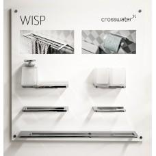 Crosswater Wisp Accessory Set Chrome