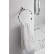 Belgravia towel ring by Crosswater Bathrooms
