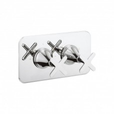 Celeste thermostatic shower valve by Crosswater Bathrooms