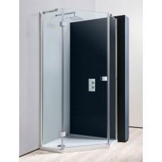 Design Pentagon Shower Enclosure by Crosswater Bathrooms