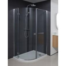 Design Quadrant Single Door Shower Enclosure by Crosswater Bathrooms