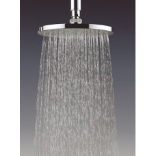 Central 200mm showerhead by Crosswater Bathrooms