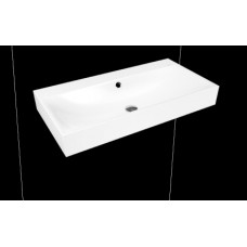 Kaldewei Silenio Steel Enamelled White Wall Hung Basin 900 x 460 x 120mm
