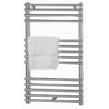 Vogue Tune Electric Towel Warmer 775 x 500 Chrome BTU 989 Electric Only