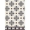 Victorian floor tile mosaics