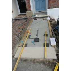 Victorian path fitting project