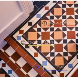 How to choose a Victorian tile design