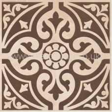 BCT11057 Feature Floors Devonstone Brown 331mm x 331mm