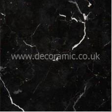 BCT13907 Elgin Marbles Black Wall 248mm x 398mm