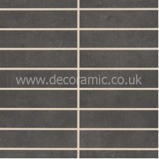 BCT18637 Home Charcoal Mosaic 248mm x 398mm