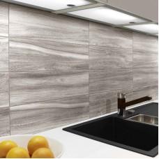 BCT21254 HD Rustic Wood Effect Light Grey Multiuse 148mm x 498mm