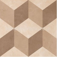 BCT28727 Feature Floors Illusion Neutral 331mm x 331mm