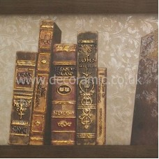 BCT41931 Englishman's Home East and West Wing Books Décor Set 248mm x 498mm