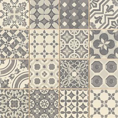 Ceramic Barcelona 186871 24x24 cm by Dekostock