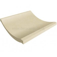 Slip resistant Channel Straight White tile 148 x 148 x 12 mm - DW-CAWHT1515 Dorset Woolliscroft