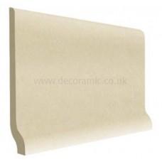 Slip resistant Coving Black tile 148 x 109 x 9 mm - DW-CVBLK1511 Dorset Woolliscroft