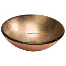 Eureka Lavabo Foglio Di 186736 42x42x14.5 cm by Dune