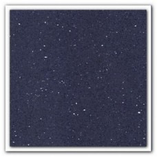 Starburst dark blue quartz resin 30x30 cm