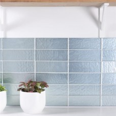 Original Style Amalthea Frosted Glass tile GW-AML2276S 220x76mm Glassworks
