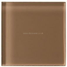 Original Style Angara clear glass tile GW-AGR410C 100x100mm Glassworks