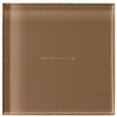 Original Style Angara clear glass tile GW-AGR410C 100x100mm Glassworks