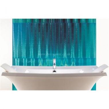 Original Style Argent Sparkle clear glass splashback GW-AGT3606C 900x750mm Splashbacks