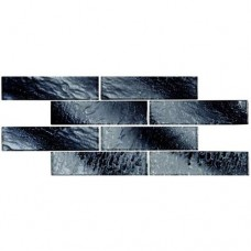 Original Style Ammon clear glass tile GW-AMMMOS 402x205mm Glassworks
