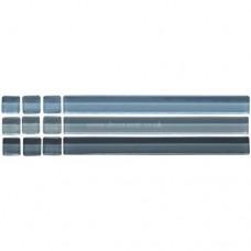 Original Style Balearic Blue clear glass tile GW-BALHBBC 200x50mm Glassworks