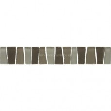 Original Style Buru clear glass tile GW-BURBTB 300x48mm Glassworks