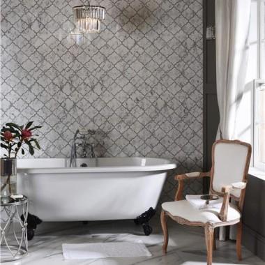 Living Arabo white tile, CS2131-6030 600 x 300mm Original Style Living collection