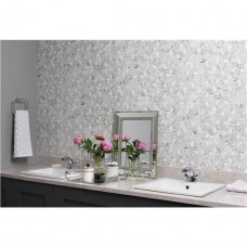 Living Cubo white tile, CS2134-6030 600 x 300mm Original Style Living collection