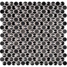 Black Link Aluminium Mosaic EW-BKLMOS metal mosaic tile 292x292x8mm Original Style