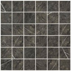 Burano Grey Recycled Glass Mosaic GW-BURMOS glass mosaic tile 298x298x5mm Original Style