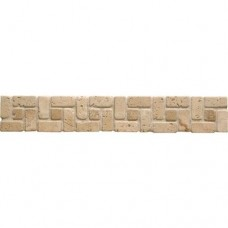 Original Style Mosaics Athenian Interlocking Noce 300x50mm EW-ATHINTN mosaic tile