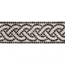 Original Style Mosaics Athenian Rope Black 300x100mm EW-ATROPEB mosaic tile