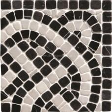 Original Style Mosaics Athenian Rope Black Corner 100x100mm EW-ATROPEBC mosaic tile