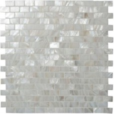 Original Style Mosaics Pearl Brickbond 318x310mm EW-PRLMOSBB mosaic tile