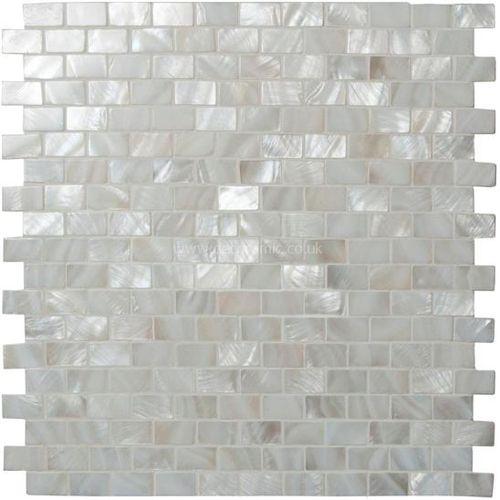 Original Style Mosaics Pearl Brickbond 318x310mm Ew