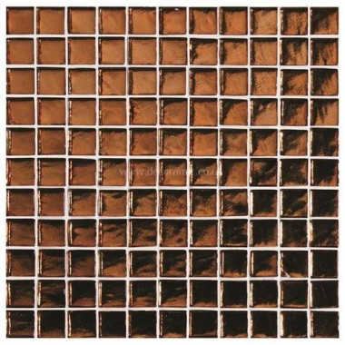 Original Style Mosaics Byzantium Amber 294x294mm GW-BYZAMBMOS mosaic tile