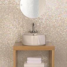 Original Style Mosaics White Lady 285x285mm GW-WLYMOS mosaic tile