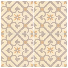 Odyssey Epoque Old London Light Grey, Old London 8713 Ceramic tile Matt 298x298mm Original Style