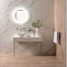 Bianco Oro Polished CS2242-12060 porcelain 1200x600mm Original Style Marble Effect